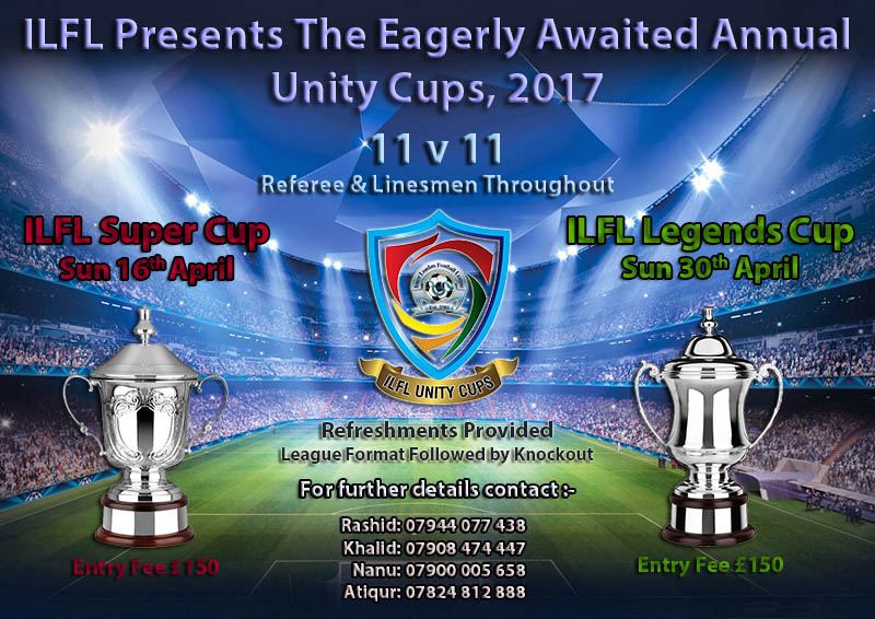 Unity Cups 2017